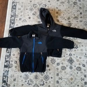 4t THE NORTH FACE FLEECE JACKET SET!